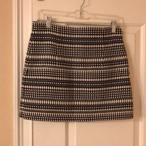 Zara Mini Skirt Size M